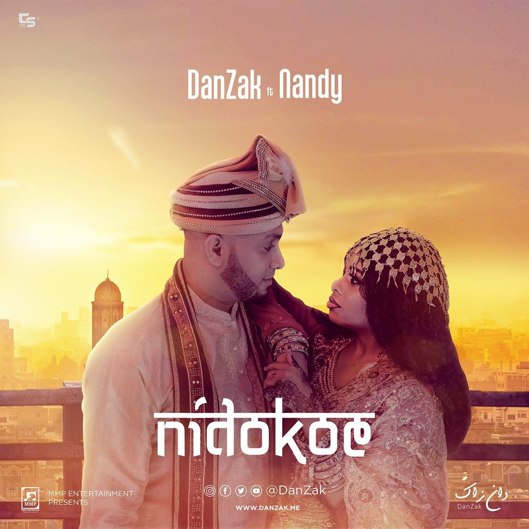 Raunchy Nandy is back with Danzak on 'Nidokoe'