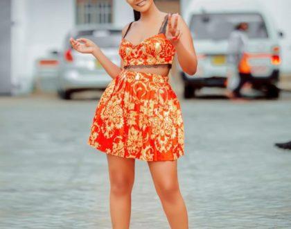 "Hamisa Mobetto drops a new hit dubbed ""Sensema"""