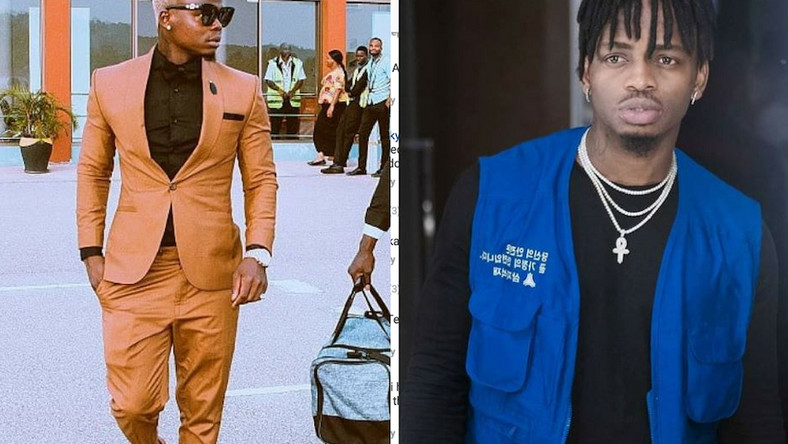 Diamond forced me to pay him 500 million before leaving Wasafi- Harmonize cries