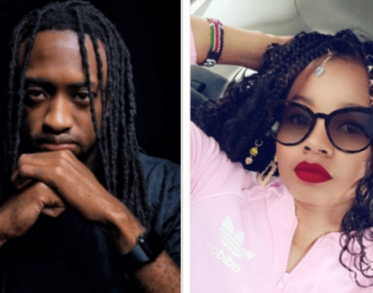 Did J Blessing just fire back at singer Laika´s deadbeat dad allegations?
