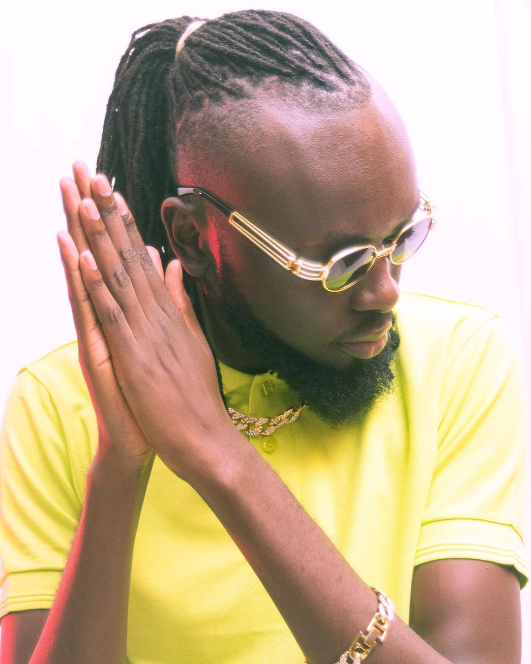 Jegede is back with a new tune dubbed 'Wakilisha'