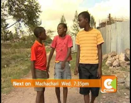 Machachari TV show canceled