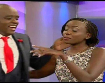 Itumbi's sends sweet message after Maribe revealed Eric is her baby daddy