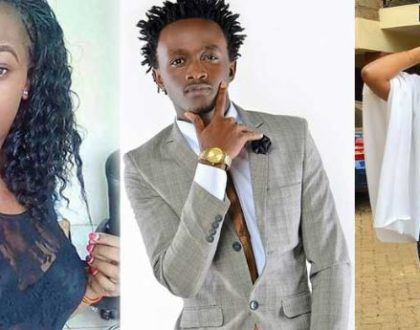¨It´s all about Mueni¨ Diana Marua confesses she lets Bahati and Yvette Obura communicate often