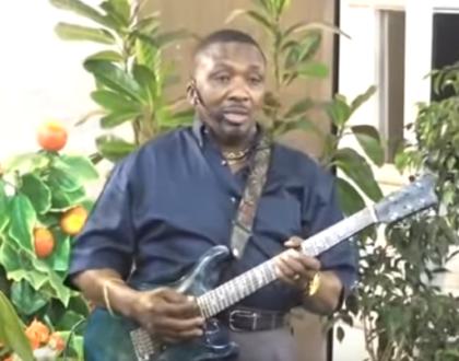 Video: Pastor Ng'ang'a drops new song