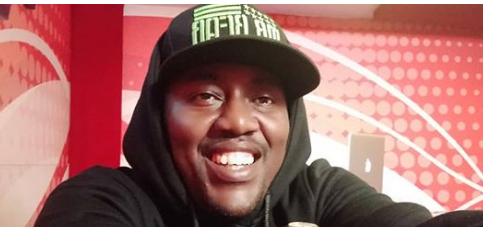 My kids used to wipe vomit from my mouth - radio presenter Raptcha shares ugly fight with alcoholism