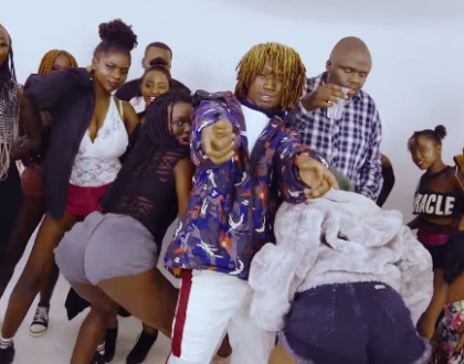 Magix Enga has teamed up with Boondocks Gang, The Kansoul, Dufla & King Kaka and it's too dope (Video)