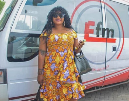 Actress Shilole reveals she washes her lover every day