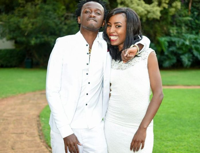 """Get rid of that Val"" Kenyans in protest of Diana's sister as Bahati's new PA. This is why"