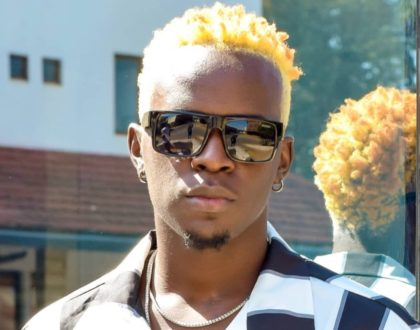 Willy Paul introduces his new Mzungu girlfriend