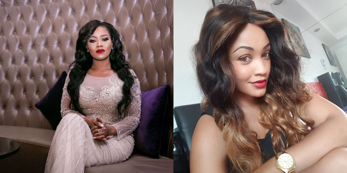 """We talk but imekuwa muda"" Vera clarifies on their distant friendship with Zari Hassan"