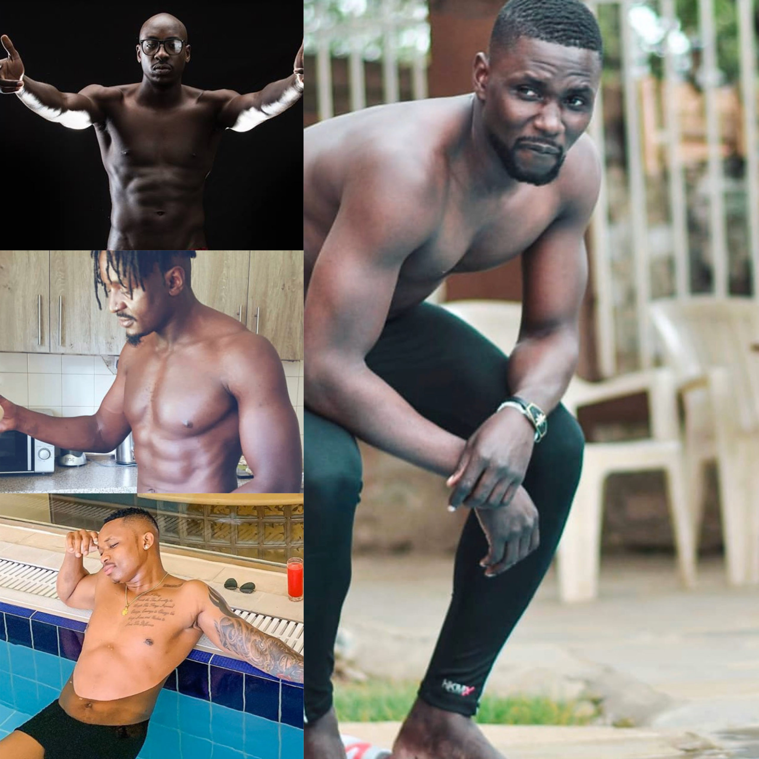 """Marry me!"" Hottest Luhya man alive giving ladies a reason to settle down for good"