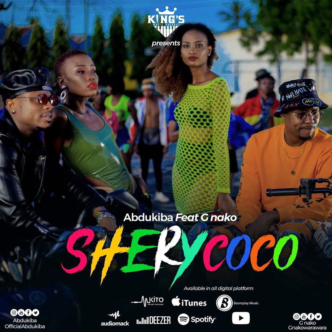 Abdukiba is back with a new tune 'Shery Coco'
