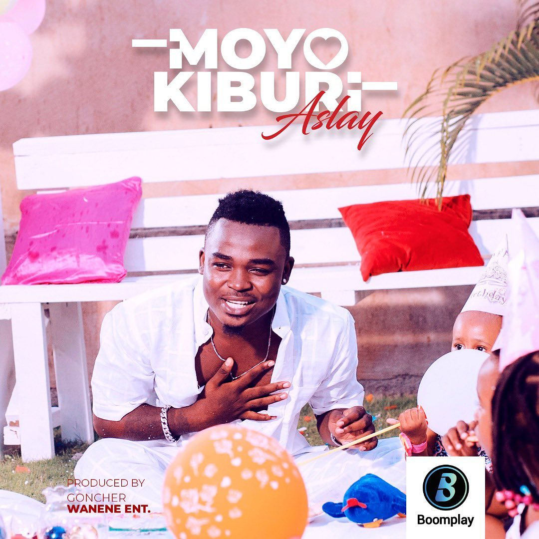 Aslay takes us on a new journey in 'Moyo Kiburi'