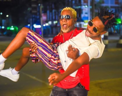 Eric Omondi teams up with Awilo Longomba 'Tiko Tiko'
