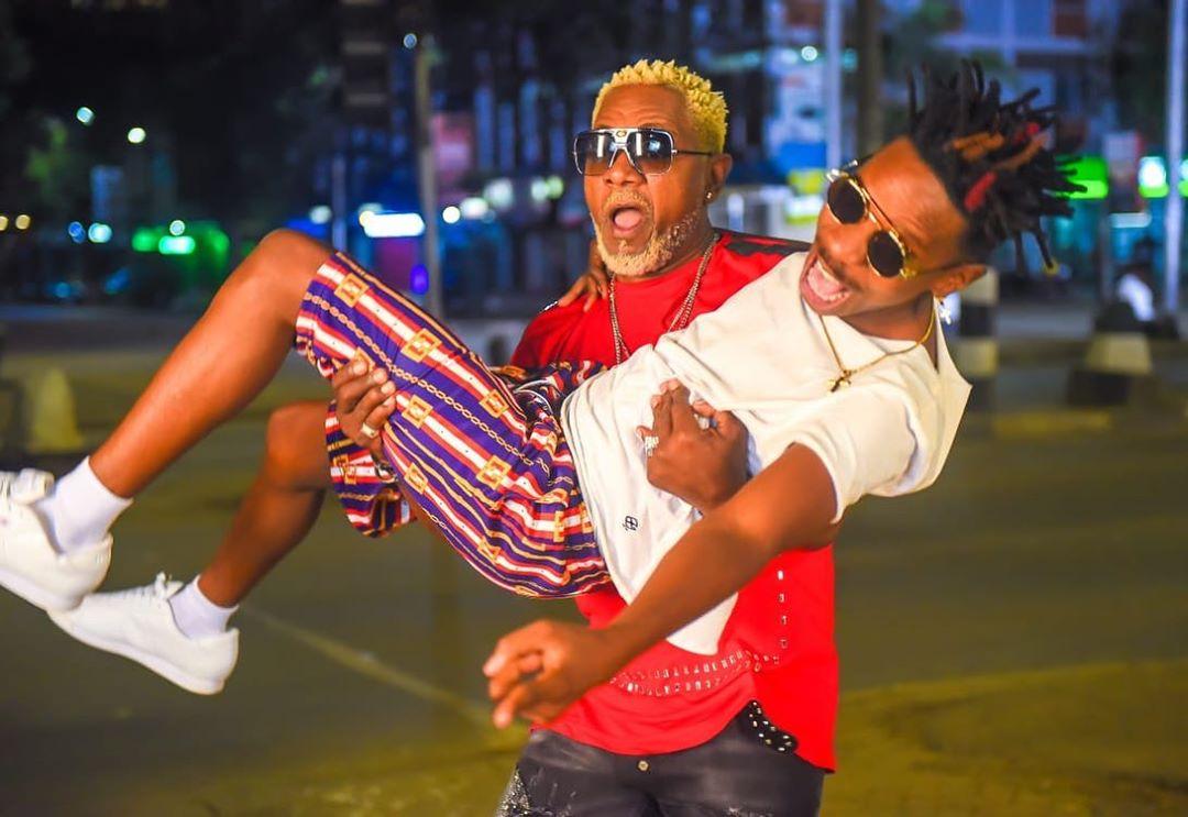 Eric Omondi teams up with Awilo Longomba 'Tiko Tiko'