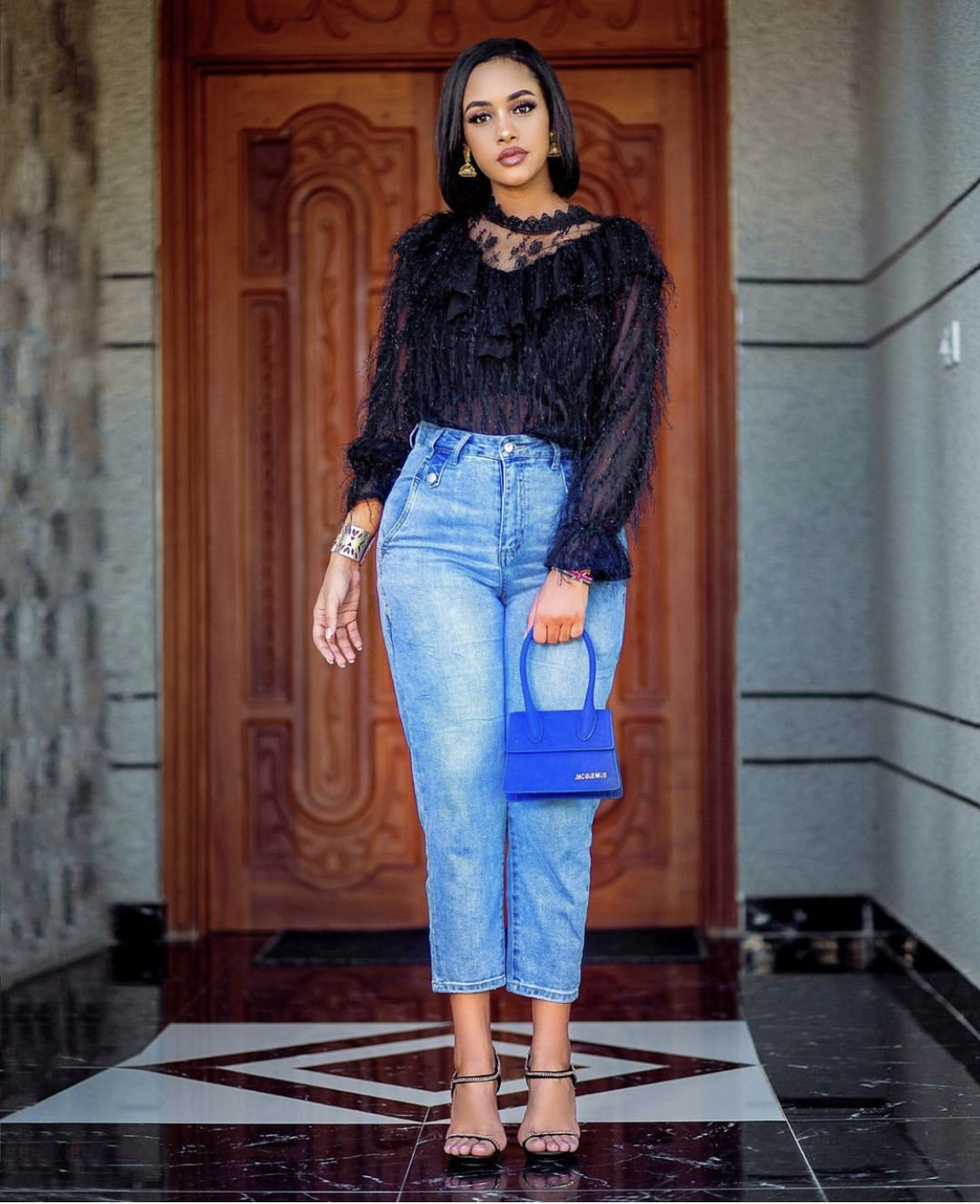 Yummy Mummy! Tanasha Donna Steps Out Looking Hotter Than