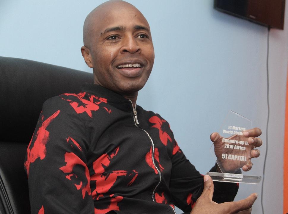 Business icon Joe Kariuki is feted at major International Award