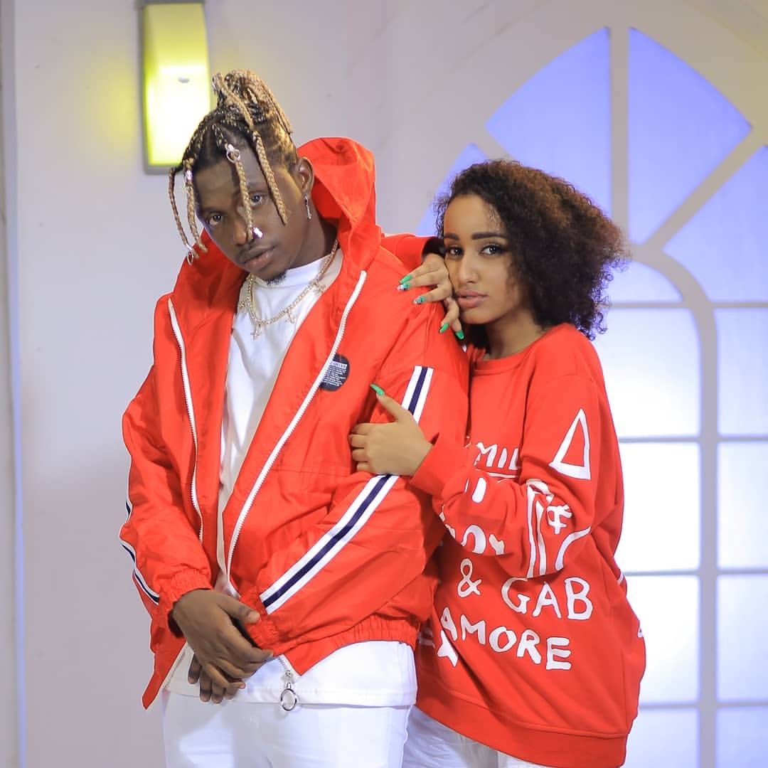 New catch? Rayvanny leaves many talking after showering video vixen with praises