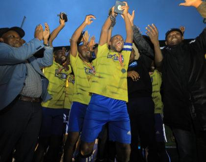 Lolomalik FC and Shake Stars emerge Betika Na Community - Meru Winners