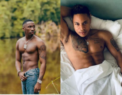 Juma Jux speaks after hearing Vanessa Mdee and Rotimi are in a relationship