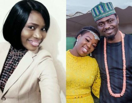 Ruth Matete´s husband makes deafening comeback to his estranged ex-wife