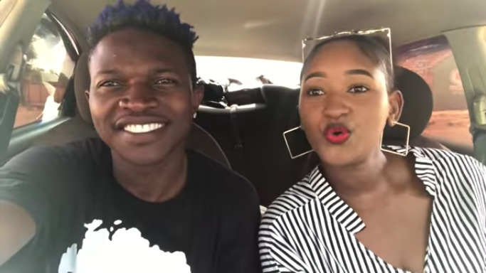 Exclusive! Mr Seed gifts wifey, Nimo a new family car [video]