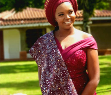 Finally! Nyashinski´s fiancée flaunts her engagement ring [photo]
