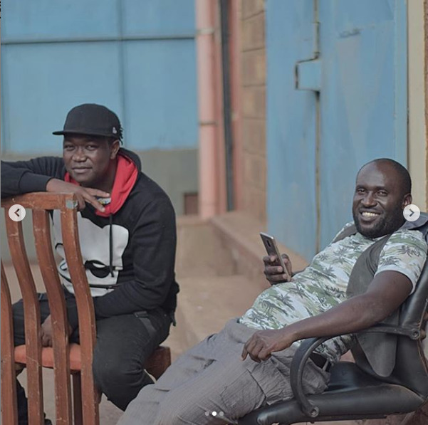 Ruth Matete´s ex-boyfriend now part of popular local film, The Real Househelps of Kawangware