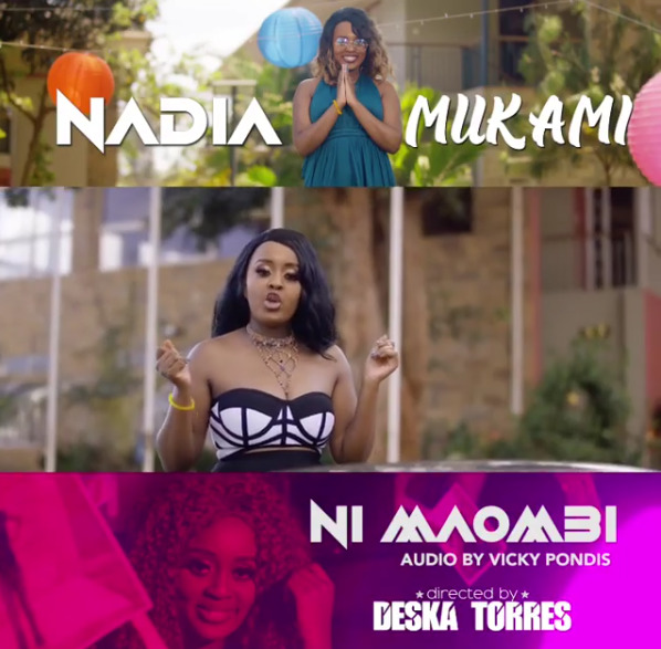 Nadia Mukami explains her transition from secular to gospel, following her ¨Maombi¨ hit
