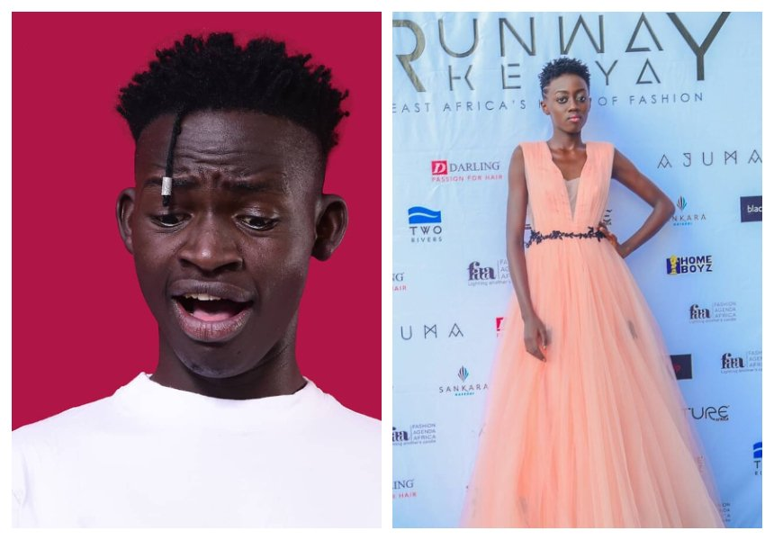 ¨Chunga!¨ Kenyans send word of caution to MCA Tricky after admitting he has been keeping Rue Baby away from Akothee