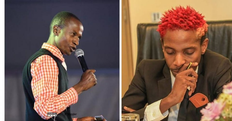 During Njenga Mswahili´s darkest times, I was to busy to lend a hand - Eric Omondi painfully regrets