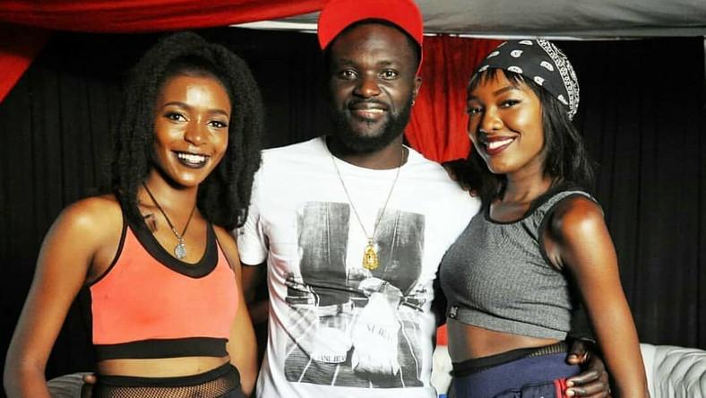 Naiboi takes in Coke Studio breakout duo, Band Beca