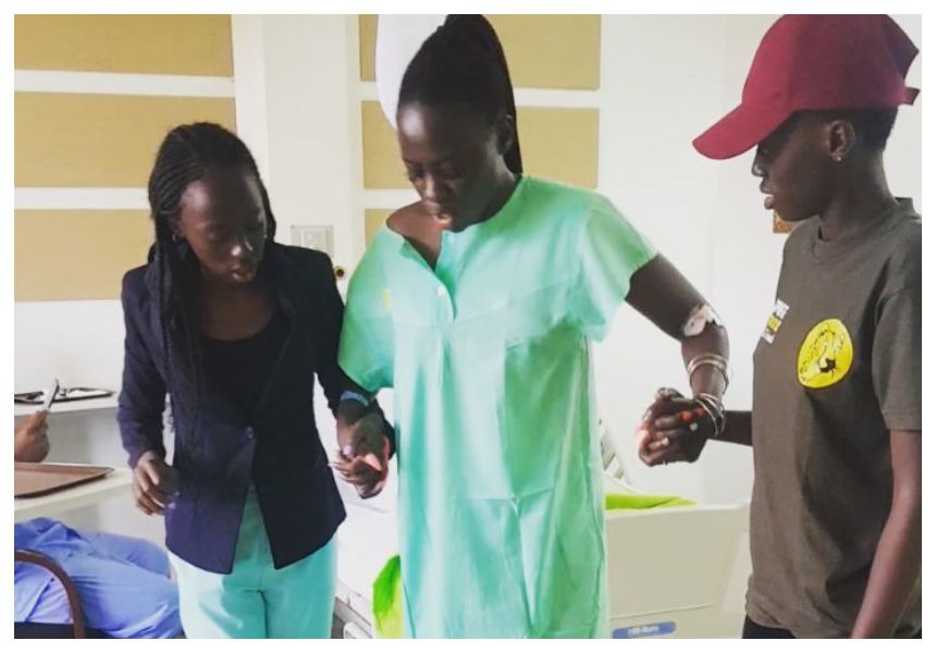 Akothee forced to share HIV/Aids results online to prove a point (Photo)