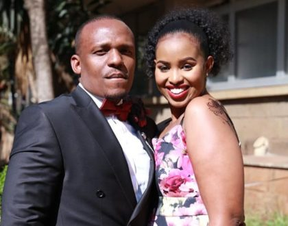 """One moment of anger made me write something stupid!"" Ben Kitili's wife regrets lying about breakup months after her wedding!"