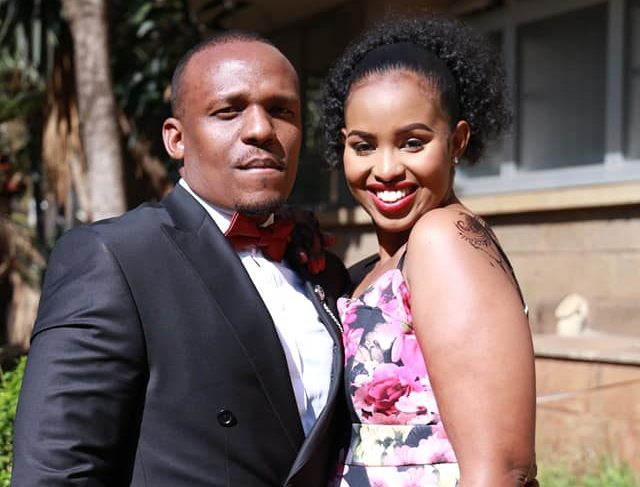 ¨If you find a guy loves you and adores you, fight for him¨ Ben Kitili´s wife speaks after religion trolls