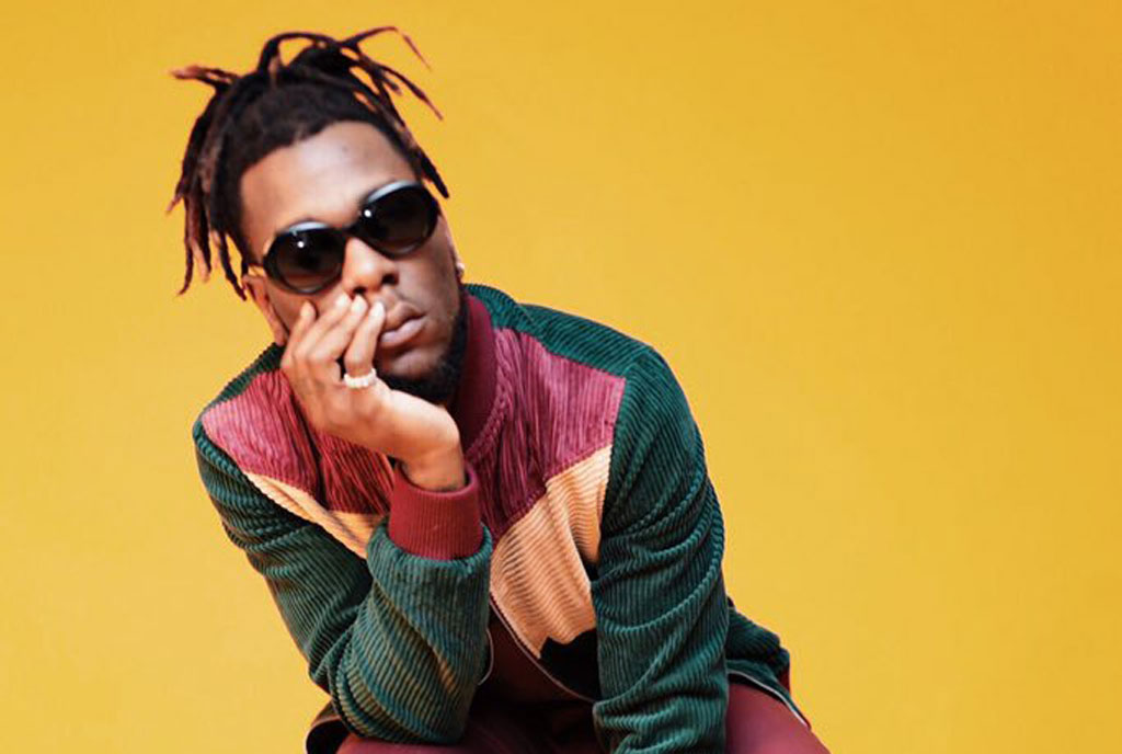 Burna Boy has dropped a collabo with M.anifest dubbed 'Tomorrow' and it's getting a lot of love (Video)