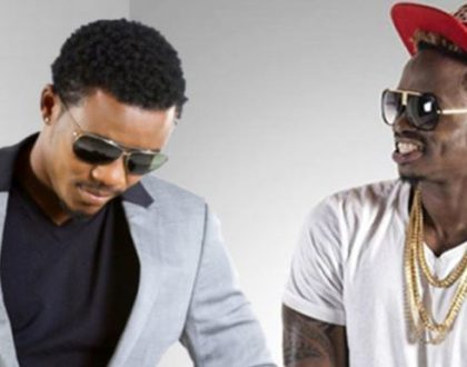 We kiff up! Diamond and Wasafi Records leaves Ali Kiba alone