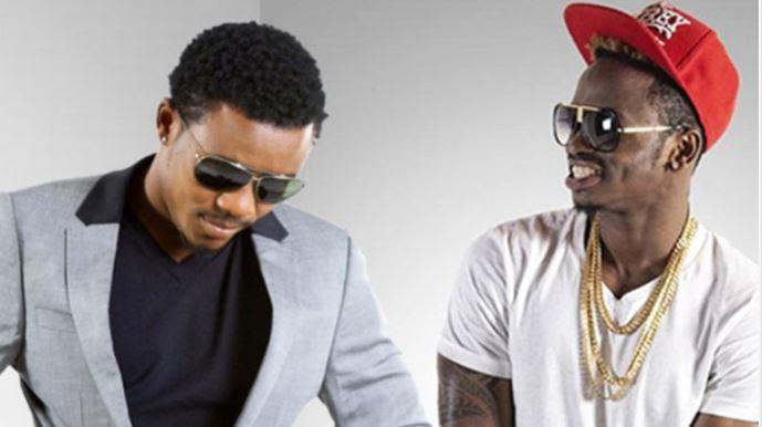 We kiff up! Diamond and Wasafi Records leaves Ali Kiba alone