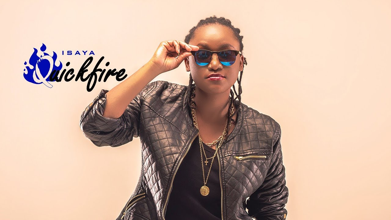 Rapper Fena Gitu blasts fellow Kenyan artists for missing her album launch