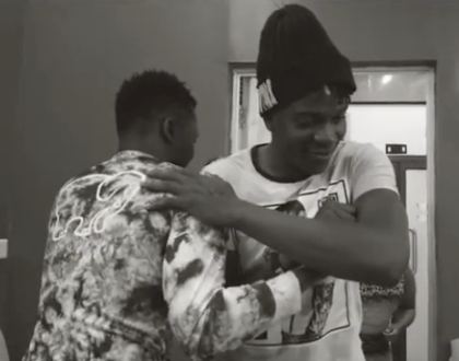 New Music Alert! Gospel singer Raji enlists Tanzanian singer Gold Boy for new collabo