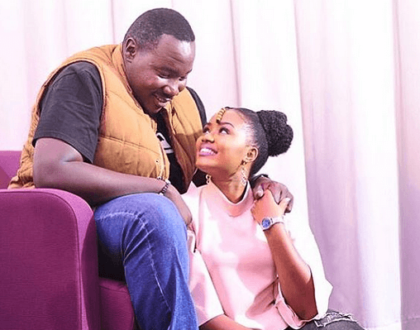 The chaos Willis Raburu and his wife´s breakup, got them through - It was a mess!