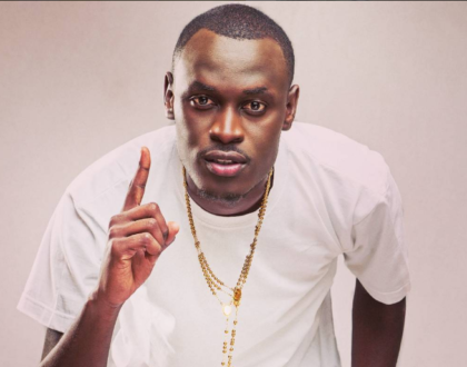 King Kaka's new collabo with Xenia Manasseh titled 'Dear Stranger' is totally dope (Video)