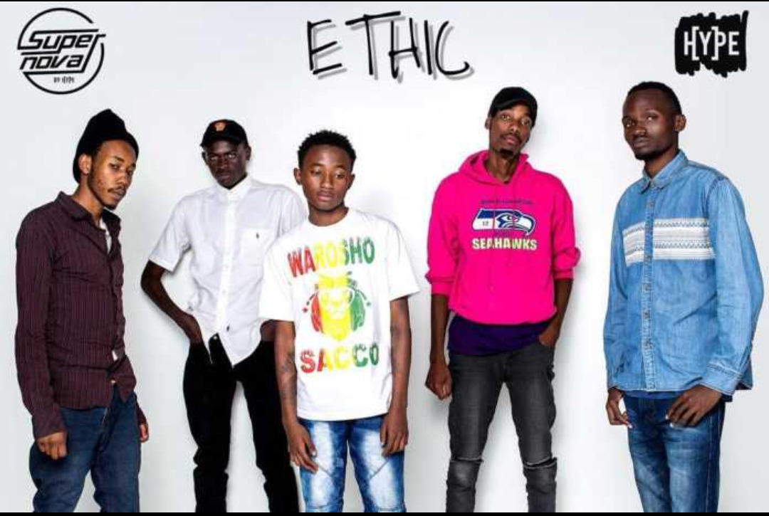 Ethic apologize for their new song after Ezekiel Mutua blasted them
