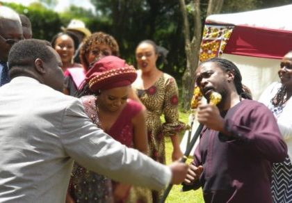 Nyashinski takes away his Nandi girl in a traditional yet lavish event [Photos]