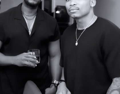 Otile and The Ben