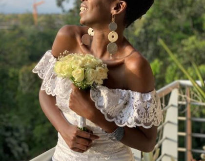 Sauti Sol´s former manager finally says ¨I Do¨ to the love of her life