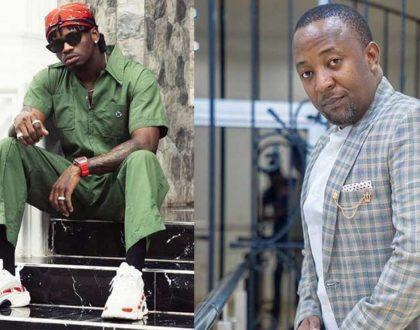 ¨Maisha ni magumu¨ Diamond´s manager, Babu Tale opens up on his life at WCB