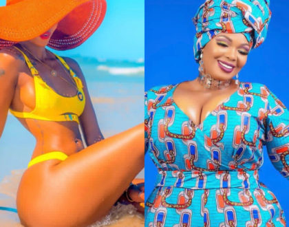Neomi Ng'ang'a among other female celebrities call out Huddah for her fat shaming statement!