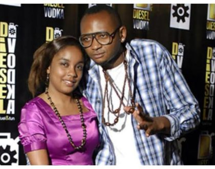"""Marya was cheating on me with Tanzanian radio presenter, Reuben Ndenge"" Mustafa Colonel finally reveals"